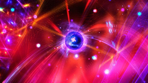 The quantum world is fuzzy and undetermined (Credit: Richard Kail/Science Photo Library)