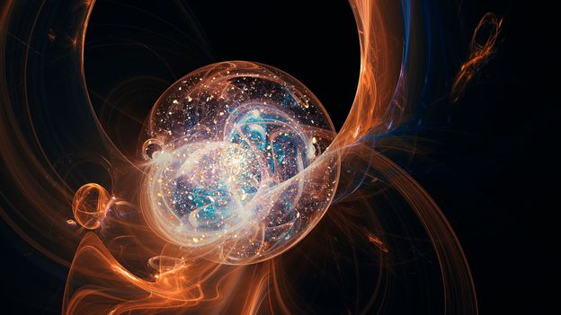 Conceivably, someone made our Universe (Credit: Take 27 Ltd/Science Photo Library)