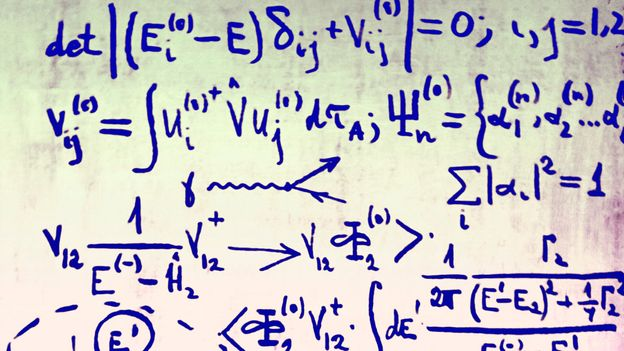 At its root the Universe may be mathematics (Credit: Sputnik/Science Photo Library)