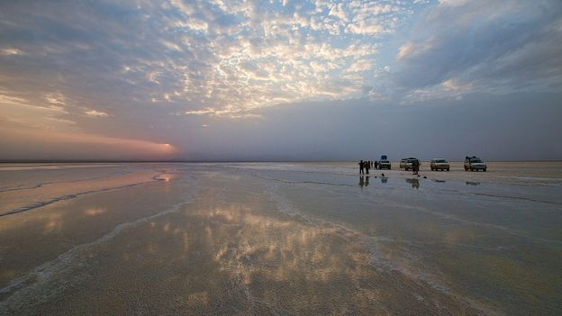 The Danakil is one of the most remote spots on the planet (Credit: Credit: Dave Stamboulis)