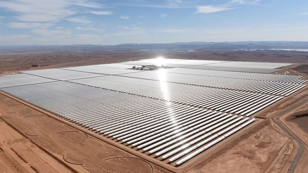 The colossal African solar farm that could power Europe