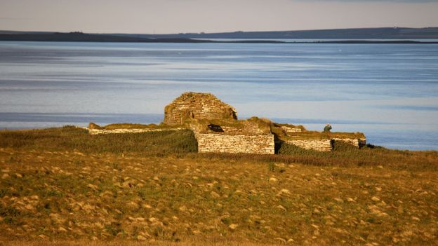 The abandoned island you can visit just one day a year