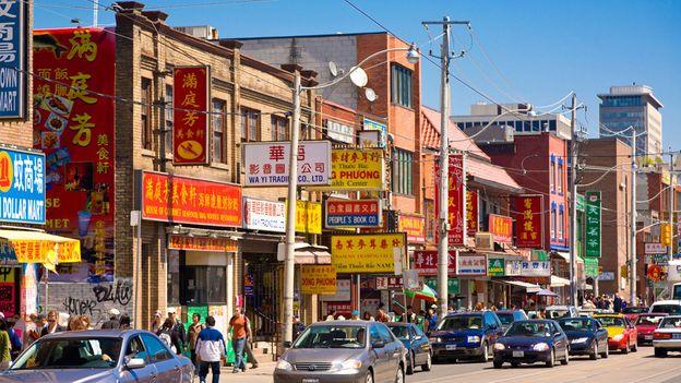 Toronto: the city of 140 languages