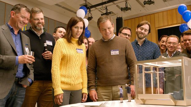 Film review: Matt Damon stars in Downsizing