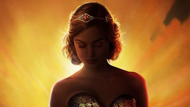 The surprising origins of Wonder Woman
