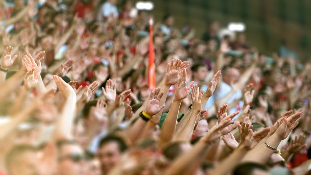 The secret science that rules crowds