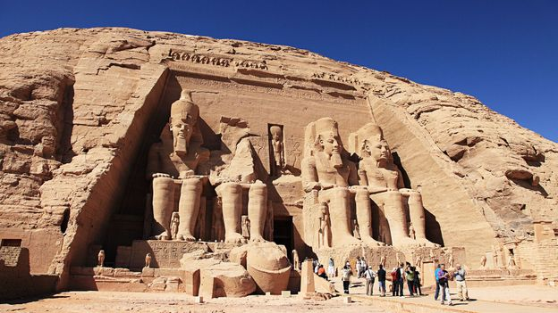 Bbc Travel Egypt S Exquisite Temples That Had To Be Moved