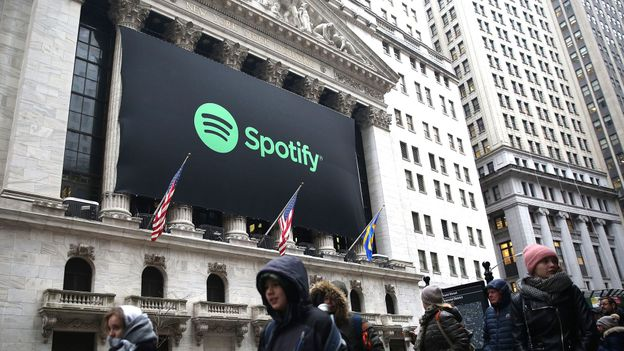 What can Spotify tell us about the economy?