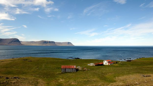 Nearly half of Icelanders say 'þetta reddast' is the philosophy they live by (Credit: Credit: Feifei Cui-Paoluzzo/Getty Images)