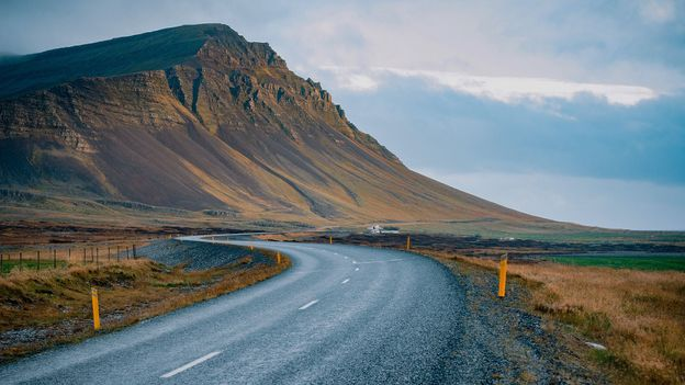Katie Hammel encountered Iceland's motto when her van stalled in the Westfjords (Credit: Credit: Andrew Norelli/Getty Images)