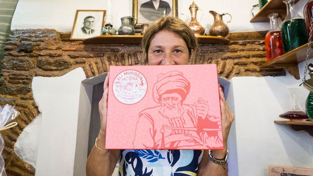 Although the business was started by a man, women have been at the helm of Haci Bekir for the past century (Credit: Credit: Demetrios Ioannou)