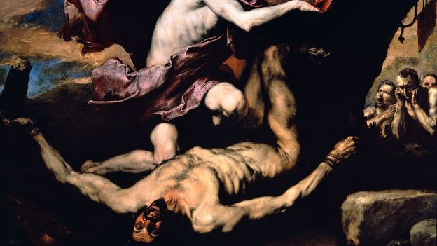 Ribera: Was this the vision of a sadist?