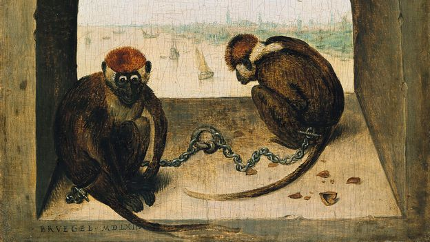 Bruegel's Two Monkeys: One of art's most enduring puzzles?