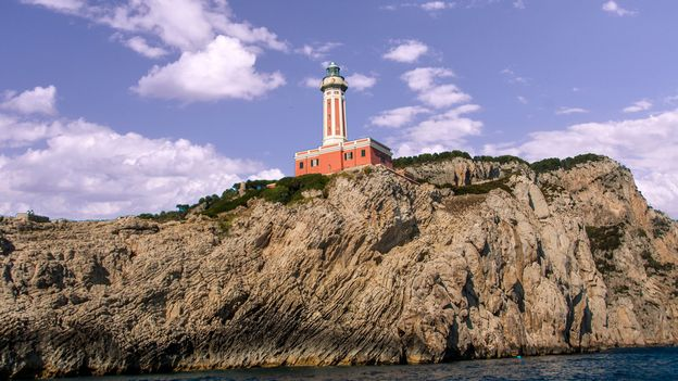 Italy's Lighthouse Authority receives roughly 5,000 applications a year (Credit: Credit: Eliot Stein)