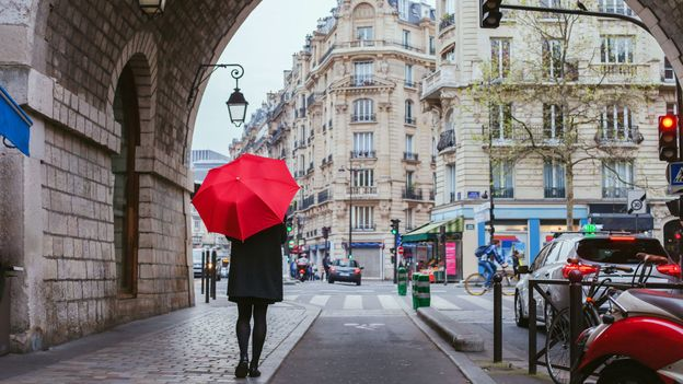 Writer Emily Monaco was told that the key difference between Americans and the French is that the French 'live in the être' (Credit: Credit: Anna Berkut/Alamy)