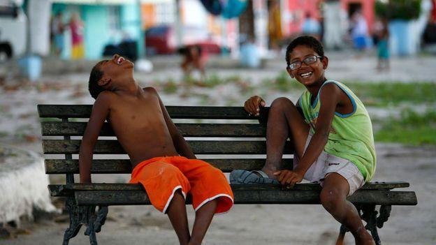 Why Brazilians love baby talk