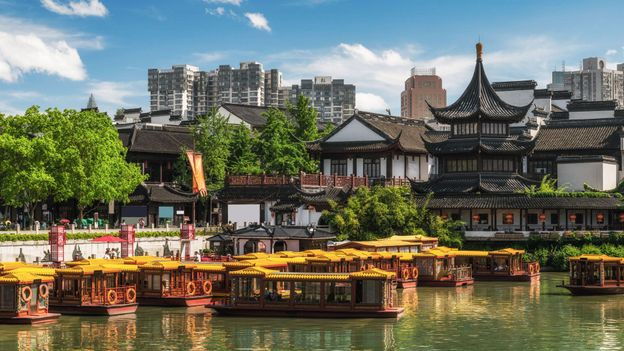 China's ancient city that's luring expats - BBC Travel