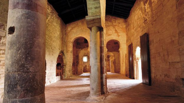 Is this the birthplace of written Spanish?