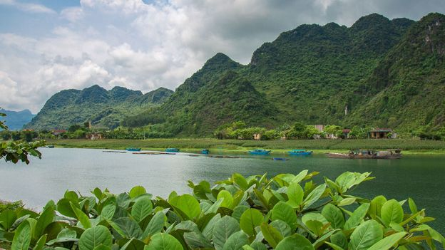 Family-run guesthouses provide accommodation in the heart of the Unesco-protected Phong Nha-Ke Bang National Park (Credit: Credit: Kim I Mott)