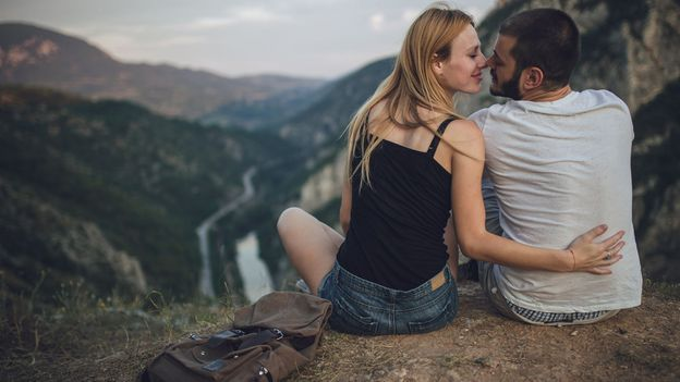 The surprising benefits of being blinded by love