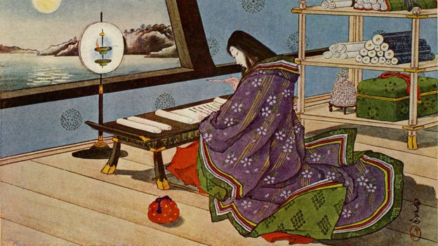 The Tale of Genji: The world's first novel?