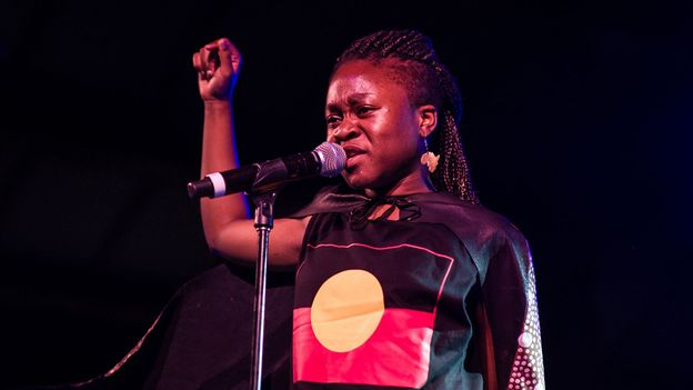 Sampa The Great: The African voice of Australian rap