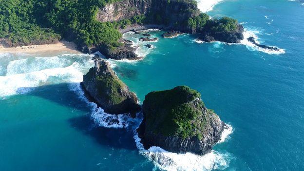 Brazil's prison island turned paradise