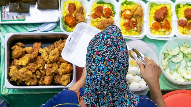 """""""Malaysians have been, and will always be, passionate about their food"""" (Credit: Credit: cn0ra/Alamy)"""