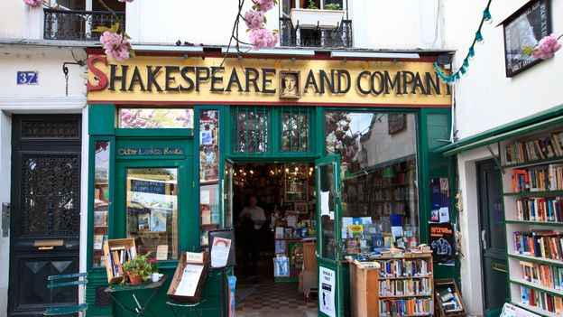 Shakespeare and Co: The world's most famous bookshop at 100