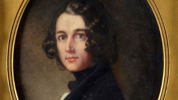 The lost portrait of Charles Dickens