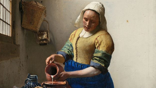 Kahlo and Vermeer: What courage really means
