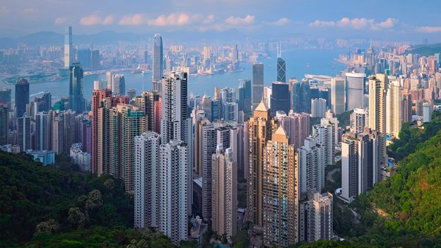 BBC - Travel - The icy side to Hong Kong history