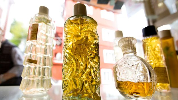 """Sales of kolonya, Turkey's """"national scent"""", have soared since the start of the coronavirus pandemic (Credit: tamayalper/Getty Images)"""