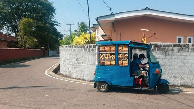 Once everywhere in Sri Lanka, the island's choon paan trucks have largely disappeared recently (Credit: Credit: Amalini De Sayrah)