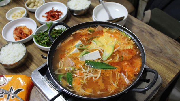 How a South Korean comfort food went global
