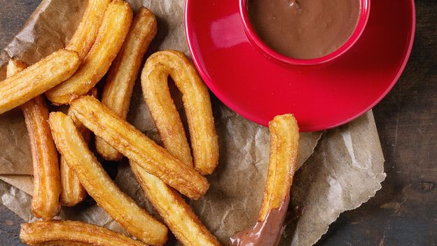 Churros became one of the highest-ranked recipe searches on Google (Credit: Credit: Reda&Co/Getty Images)