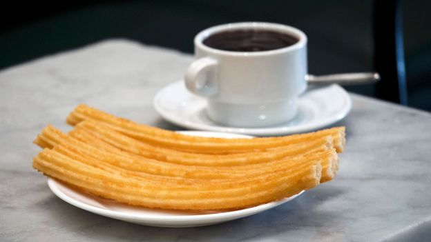 During the coronavirus lockdown, churros has been one of the most searched for recipes (Credit: Credit: Mike Randolph)