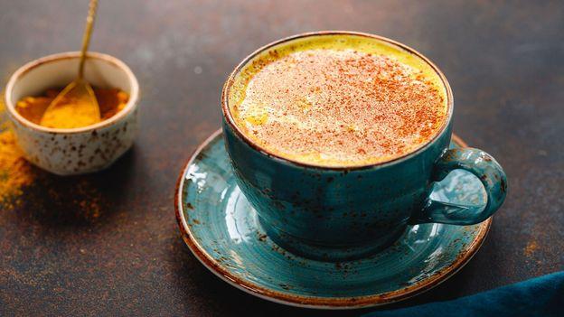 """India's original """"turmeric latte"""""""