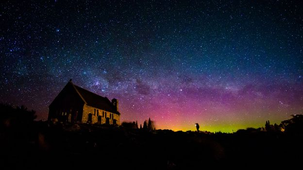 The clear skies of Tasmania and New Zealand are some of the best places to see the Southern Lights (Credit: Credit: Rattapon_Wannaphat/Getty Images)