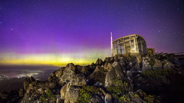 The Aurora Australis can be seen from all over Tasmania (Credit: Credit: Philkitt/Getty Images)