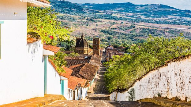 Colonial Barichara is considered one of Colombia's most attractive towns (Credit: Credit: Ostill/Getty Images)
