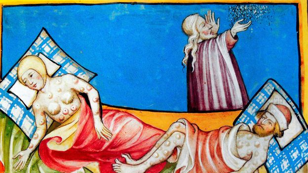 How the Black Death made the rich richer