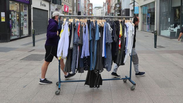 Why clothes are so hard to recycle