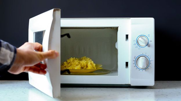 Is it safe to microwave food?