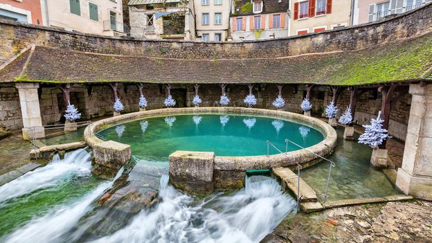 The Fosse Dionne: France's mysterious underground spring