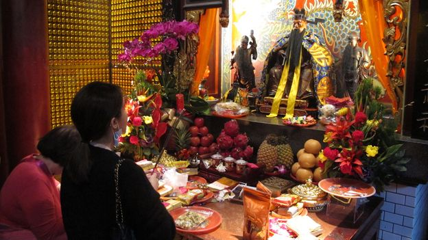 BBC - Travel - Why Taiwan has 'luck-improvement services'