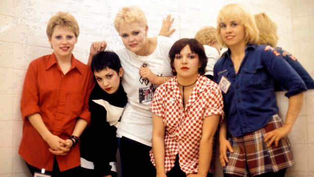 How The Go-Go's pioneered Girl Power