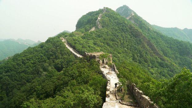 Jiankou: China's remote and dangerous Great Wall