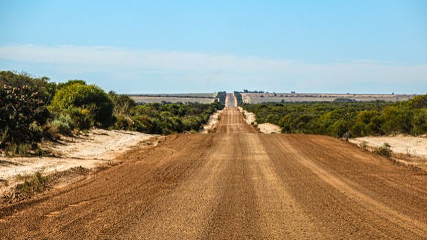 The Principality of Hutt River is located 500km north of Perth in Western Australia (Credit: Credit: Richard Collett)