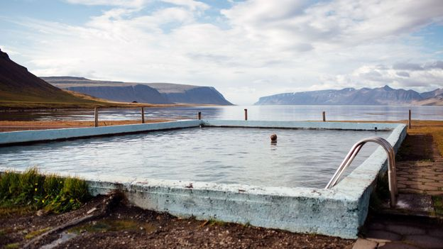 Swimming is a huge part of Icelandic culture (Credit: Credit: Alex Walker/Getty Images)